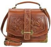 Patricia Nash Stella Flap Small Shoulder Bag