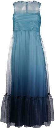 RED Valentino Layered Sleeveless Dress