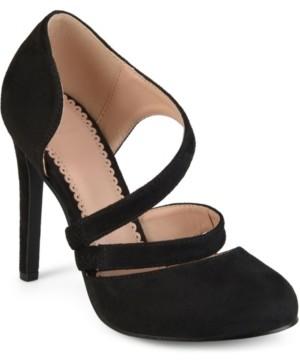 Journee Collection Women's Zeera Heels Women's Shoes
