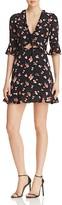 For Love & Lemons Cherry Mini Dress