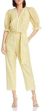 Lini Elizabeth Eyelet Embroidered Jumpsuit - 100% Exclusive