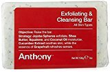 Anthony Logistics For Men Exfoliating and Cleansing Bar, Grapefruit, 7 oz.