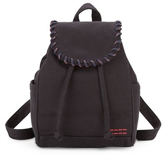 Peace Love World Small Whipstitch Backpack