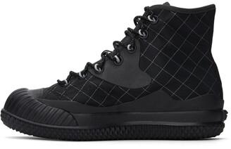 Converse Black Slam Jam Edition Bosey MC Hi Sneakers