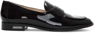 Louise et Cie Zanie Leather Penny Loafers