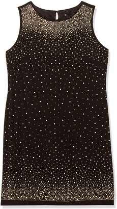 Chetta B Women's Plus Size Beaded Dress