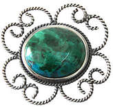 """Novica Artisan Crafted Sterling """"Serenity"""" Pin/Pendant"""