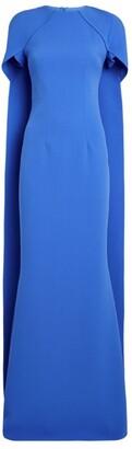 Safiyaa Cape-Detail Ginko Gown