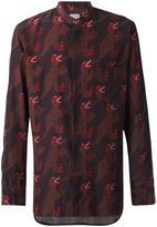 Paul Smith 'Dino' print shirt