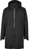 Arcteryx Veilance Arc'teryx Veilance - Monitor Gore-tex Hooded Down Coat - Black