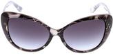 Houe of Atelier Grey Cat Eye Sunglasses