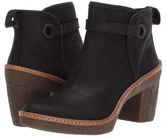 El Naturalista Haya N5179 (Black) Women's Shoes