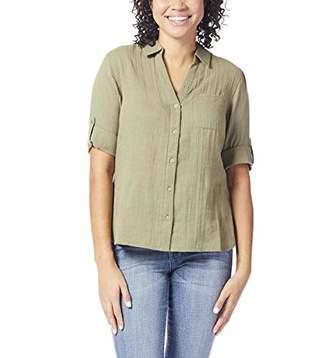 Jag Jeans Women's Adley Button Up Shirt