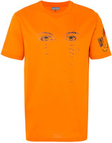 Lanvin embroidered T-shirt - men - Cotton - S
