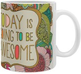 DENY Designs Valentina Ramos Today Is Going To Be Awesome Coffee Mug