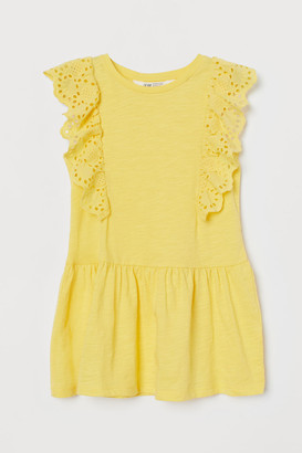 H&M Slub jersey dress