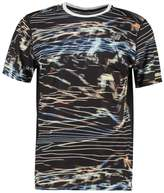 New Balance Print Tshirt Black Print