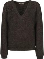 Mes Demoiselles V-neck Sweater