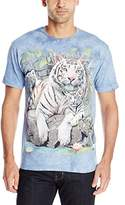 The Mountain White Tigers of Bengal T-Shirt