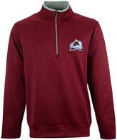 Antigua Men's Colorado Avalanche Quarter-Zip Pullover