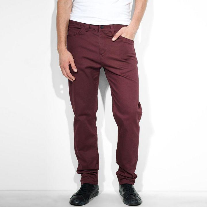 Levi's 508 regular tapered jeans - men