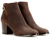 Jimmy Choo Method 65 Suede Ankle Boots
