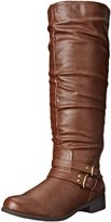 XOXO Marcel Women US 6 Knee High Boot