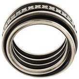 Werkstatt:Munchen 'X' motif ring