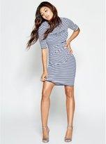 GUESS Women's Striped Dress