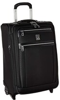 Travelpro Platinum(r) Elite - 22 Expandable Carry-On Rollaboard (Shadow Black) Luggage
