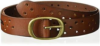 House of Boho Elongated Tip 100% Leather Belt