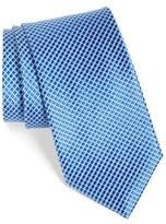 Nordstrom Micro Grid Silk Tie