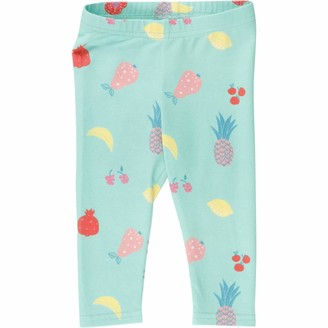 Green Cotton Fred's World by Baby Girls' Fruit Leggings