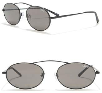 Quay x Fender Keepers Final Stand 52mm Round Sunglasses