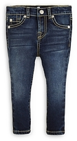7 For All Mankind Girls' Nouveau New York Skinny Jeans - Baby