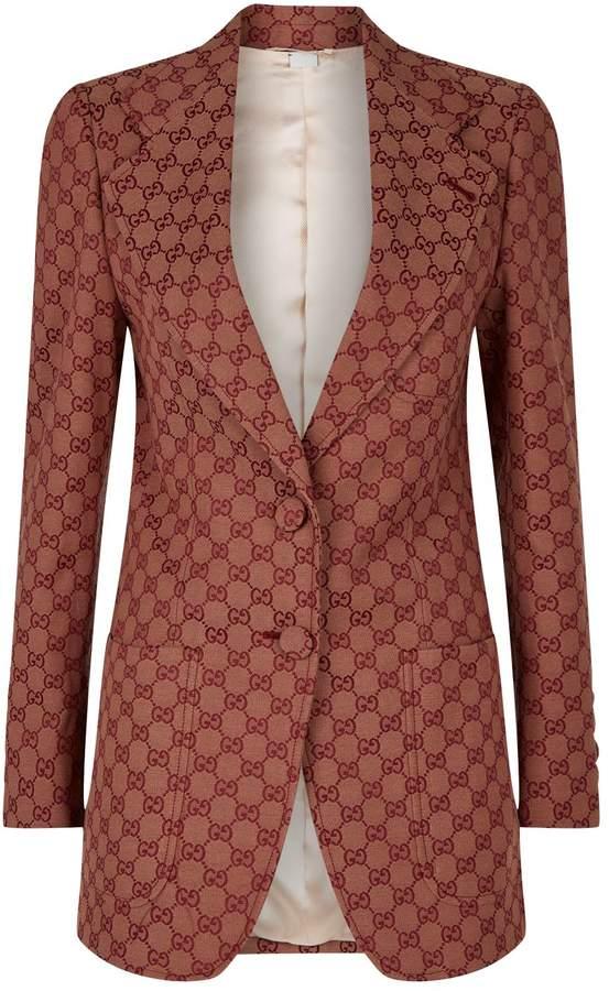 51ab8fee3 Gucci Gg Jacket - ShopStyle Australia
