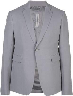 Rick Owens single button blazer