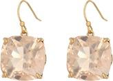 Tory Burch Tory-Set Stone Drop Earrings