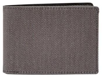 Skagen Men's Slim Bifold Wallet - Metallic