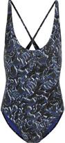 Proenza Schouler Printed swimsuit