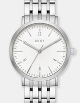DKNY Dress Case Silver/Steel
