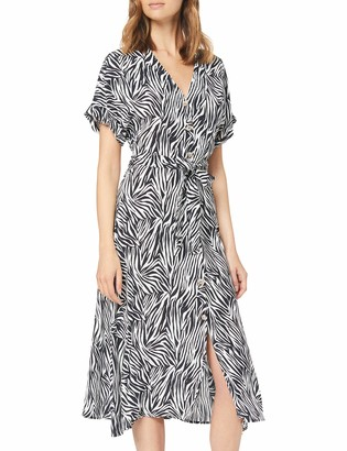 New Look Women's Zebra Dress