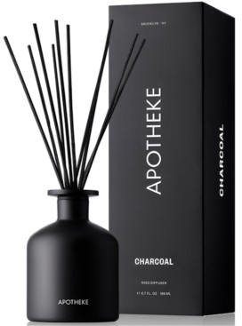 APOTHEKE Charcoal Reed Diffuser, 6.7-oz.