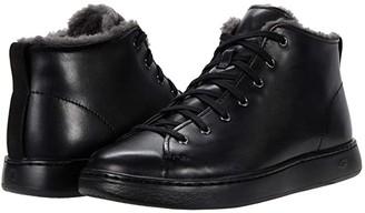 UGG Pismo Sneaker High Cozy (Black TNL) Men's Shoes