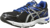 Asics GT-1000 3 GS Youth US 1 W Black Running Shoe
