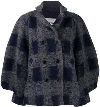 Henrik Vibskov Dolman-Sleeve Oversized Jacket