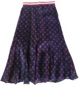 Jucca Multicolour Silk Skirts