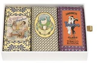 Claus Porto Classico Gift Box 3x150 g Soap (Barbear | Chicken | Tango)