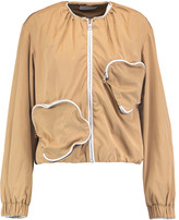 J.W.Anderson Ruched shell jacket