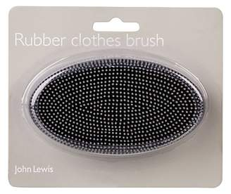 House by John Lewis Rubber Clothes Brush